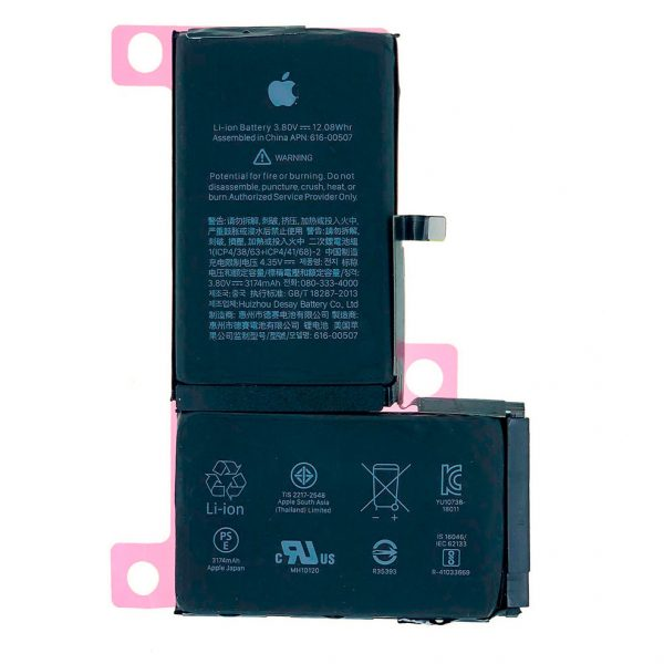 Аккумулятор (Батарея) iPhone XS Max | Оригинал | 616-00507