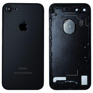 Оригинальный Корпус iPhone 7   Черный (Black)