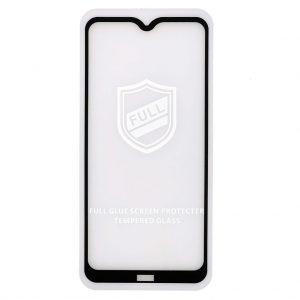 Защитное Стекло Xiaomi Redmi 8 / 8A | Черное | 0.25 мм, с олеофобным покрытием