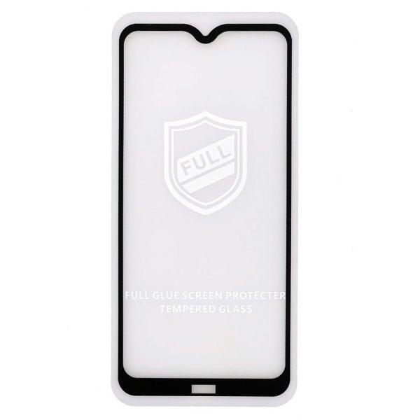 Защитное Стекло Xiaomi Redmi 8 / 8A   Черное   0.25 мм, с олеофобным покрытием