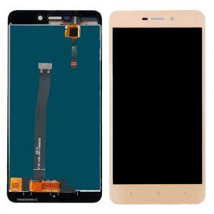 Дисплей Xiaomi Redmi 4A | Оригинал | Золотой | LCD экран, тачскрин, модуль в сборе