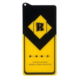 Защитное Стекло Xiaomi Redmi Note 8 Pro | Черное | с олеофобным покрытием
