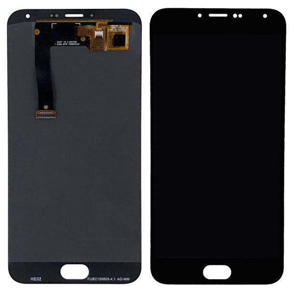 Дисплей Meizu MX5, MX5e оригинал черный