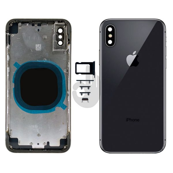 Корпус Apple iPhone X Оригинал Space Gray