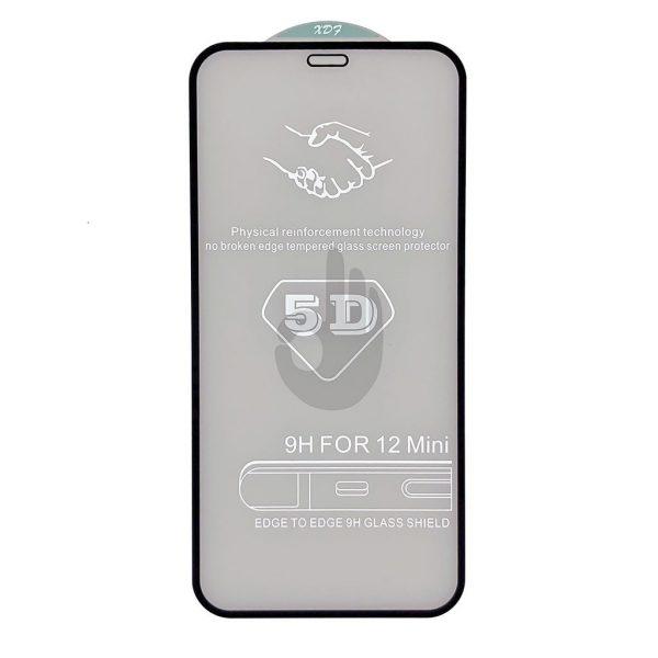 Защитное 5D Стекло iPhone 12 mini Premium Tempered Glass