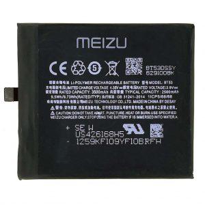 Аккумулятор-Батарея-Meizu-PRO-6-Оригинал-BT53