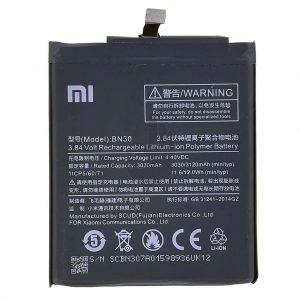 Аккумулятор (Батарея) Xiaomi Redmi 4A Оригинал BN30