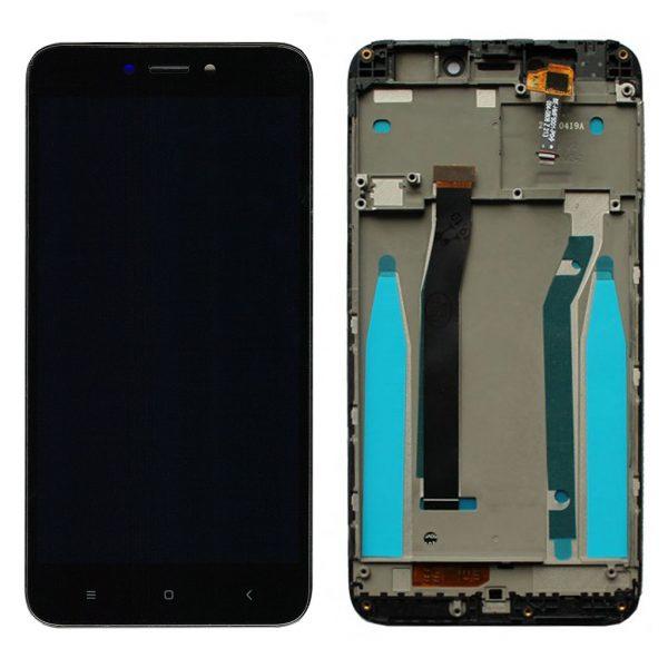 Дисплей Xiaomi Redmi 4X, 4X Pro | Original | Черный | Экран + сенсор, модуль в сборе с рамкой