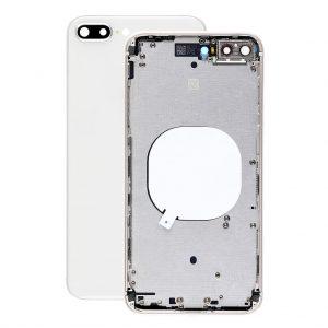 Корпус в сборе с задней панелью (крышкой) iPhone 8 Plus (White)