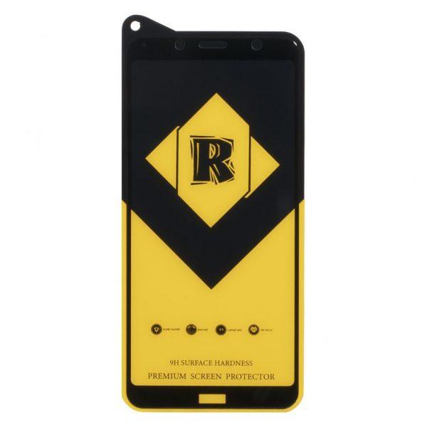 Защитное Стекло Xiaomi Redmi 7A | Черное | с олеофобным покрытием