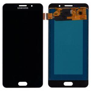 Дисплей Samsung Galaxy A7 (2016) A710-TFT с черным тачсрином
