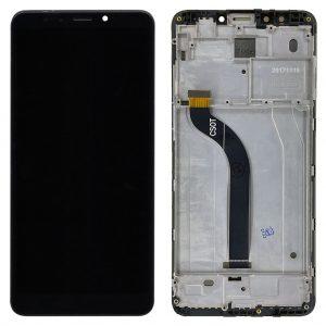 Дисплей Xiaomi Redmi 5 | Original | Черный | Экран + сенсор, модуль в сборе с рамкой