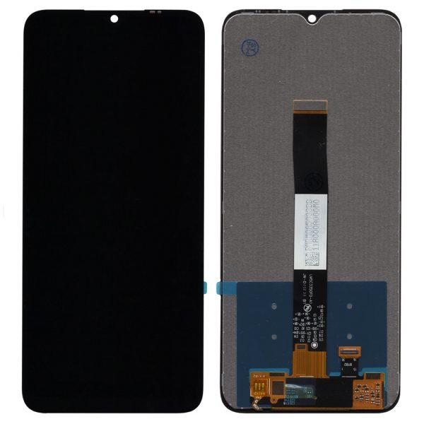 Дисплей Xiaomi Redmi 9A / 9C | Original | Черный | Экран + сенсор, модуль в сборе