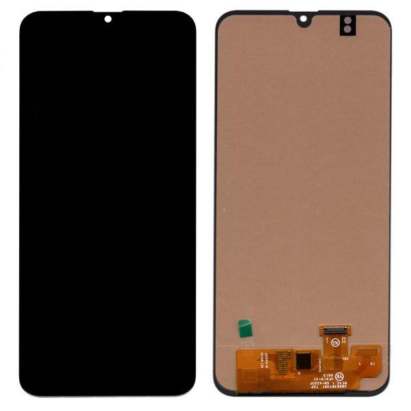 Дисплей Samsung Galaxy A20 | A205 | OLED | Черный | Экран + сенсор, модуль в сборе