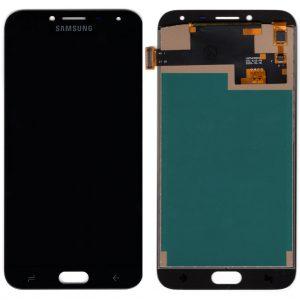 Дисплей Samsung J400 Galaxy J4 с черным тачскрином-tft