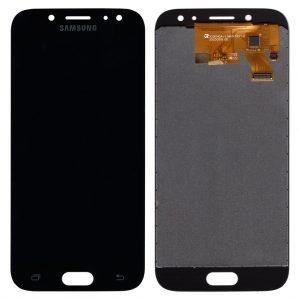 Дисплей Samsung J530 Galaxy J5 с черным тачскрином TFT