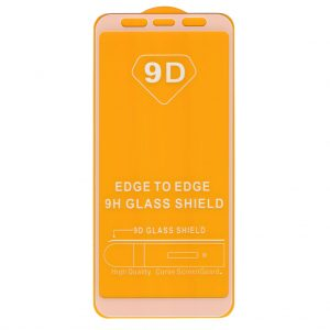 Защитное стекло Xiaomi Redmi 5 Plus белое