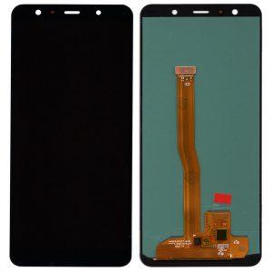 Дисплей Samsung Galaxy A7 | A750 | IPS | Черный | Экран + сенсор, модуль в сборе