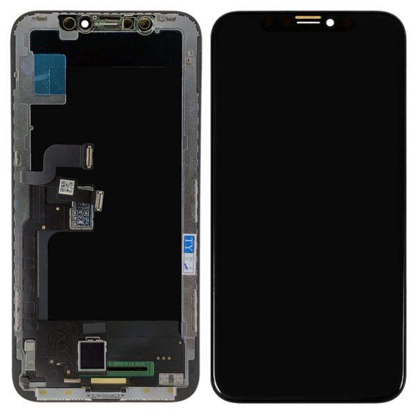 Дисплей iPhone X   IPS   Экран + тачскрин, модуль в сборе